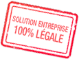 Solution Entreprise 100% l�gale